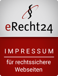 Noblehouse | Impressum für rechtssichere Webseiten | eRecht24 Siegel